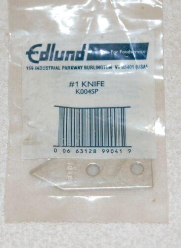 Edlund K004SP #1 Knife For Models Commercial Can Opener