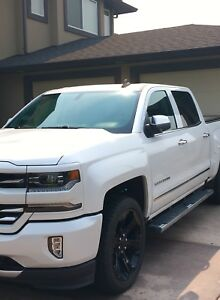 2017 Chevy Silverado 1500 4WD Crew Cab for sale