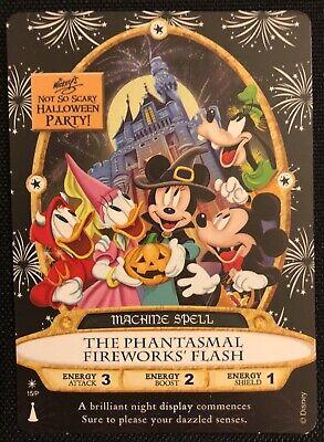Mickey Not So Scary Halloween Magic Kingdom (2019 Mickey's Not So Scary Halloween Party Sorcerers Of The Magic Kingdom)