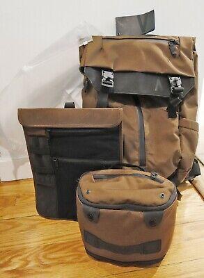 Boundary CAMERA BACKPACK KIT - Prima System Modular Travel Backpack