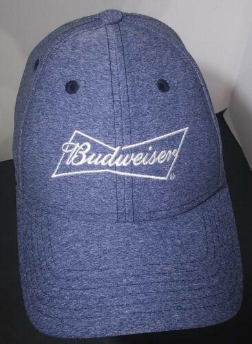 Budweiser Logo Embroidered SnapBack Cap Anheuser-Busch Beer