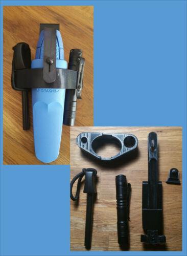 Utility Sleeve Mora Morakniv Eldris LED + Ferro + Security Strap + Belt Loop