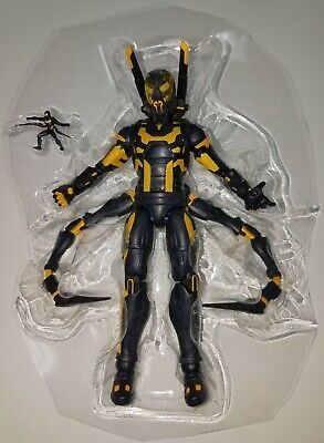 "Marvel Legends Studio Series 1st 10 Years YELLOWJACKET Loose 6"" Figure Hasbro"