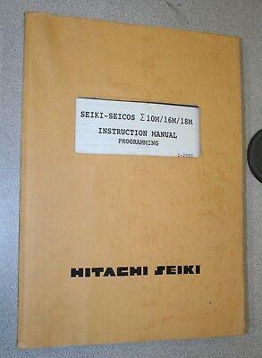 Details about  /HITACHI SEIKI HC400-40 CNC HORIZONTAL MILL BOARD 00-09-01 EACH 1 WARRANTY