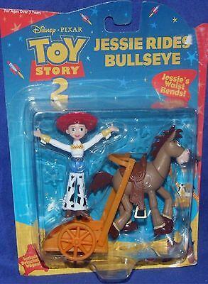 Jessie And Bullseye (Disney Toy Story 2 Jessie 3