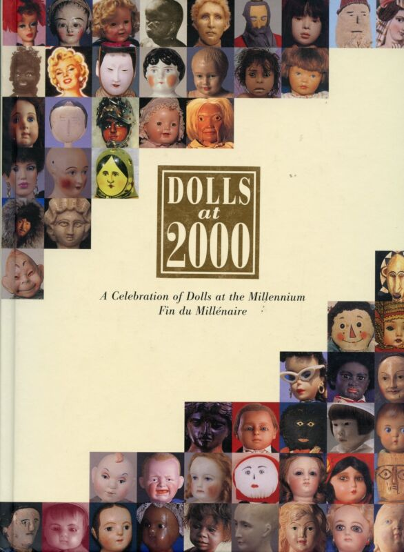 Antique Dolls - History Development Types Makers / In-Depth Illustrated Book