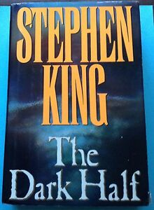 *First Edition* The Dark Half by Stephen King