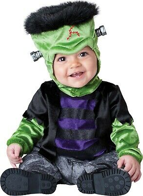Monster Boo Frankenstein Baby Infant Costume