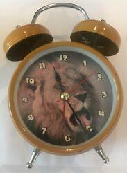 Wacky Wakers! Roaring Lion Alarm Clock Mark Feldstein
