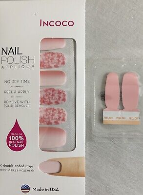 BUTTERFLY KISS, New,Incoco, Nailpolish Strips,COLOR STREET Twosie, FREE SHIPPING