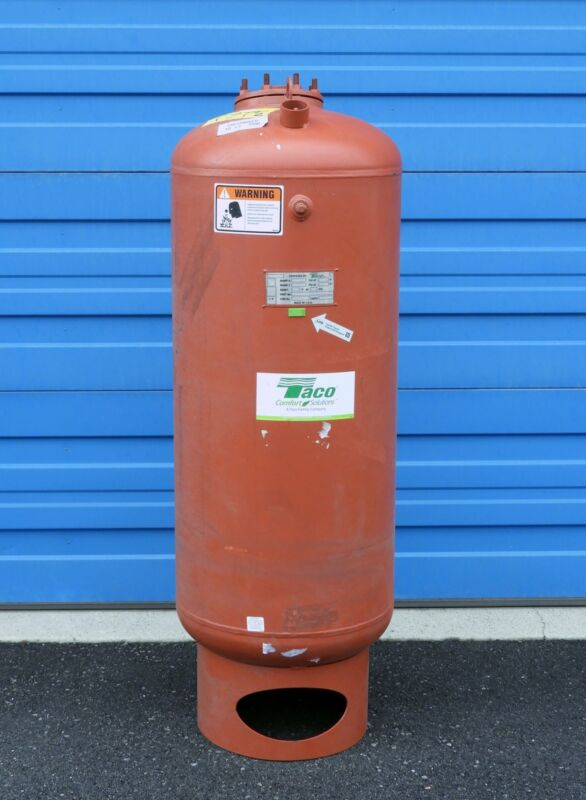 Taco CA215-125 CA Expansion Tank, 57 Gal Vertical or Horizontal Installation
