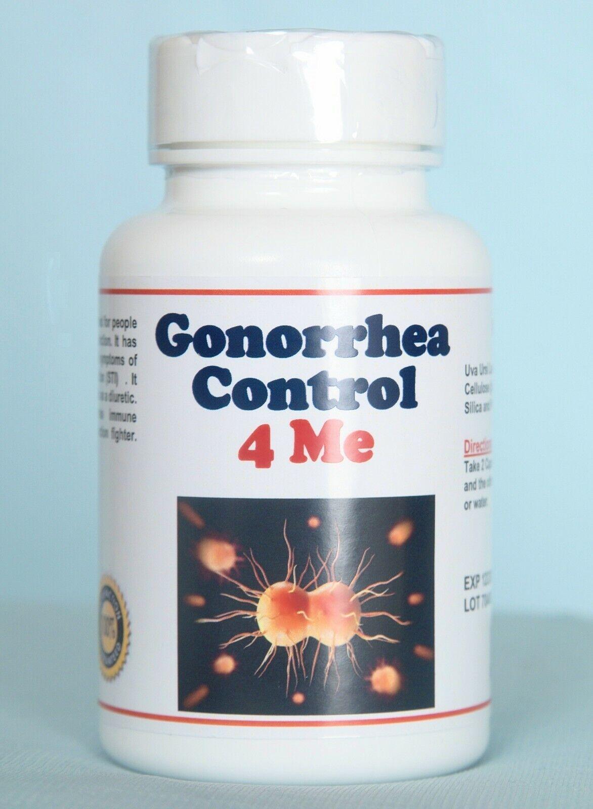 GONORREA 4 ME -  HOMBRES Y MUJERES - PREVENIR Y TRATAR - antibacterial
