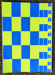 Rc Police Interceptor 1 10th Scale Decals Stickers