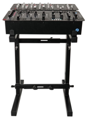 Rockville Portable Adjustable Mixer Stand For Peavey PV 14AT