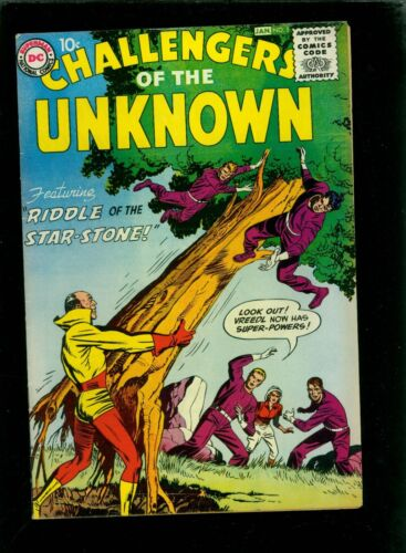 Challengers of the Unknown 5 FN/VF 7.0