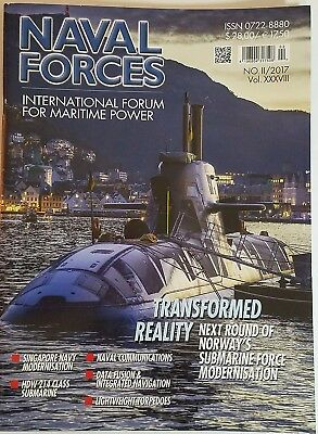 Naval Forces Magazine / No.II / 2017 Vol. XXXVIII Naval Communications & MORE