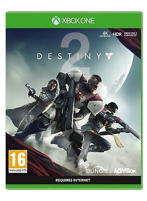 Destiny 2 (Xbox One) Brand New & Sealed UK PAL Quick Dispatch Free UK Shipping