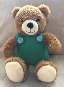 Corduroy Teddy Bear Plush 15""