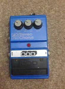 DOD Stereo Chorus FX65 vintage effects pedal = bargain price Epping Ryde Area Preview