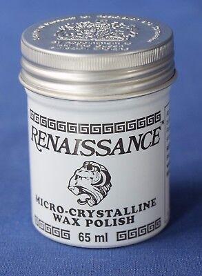 RENAISSANCE MICRO-CRYSTALLINE WAX POLISH - 65ml