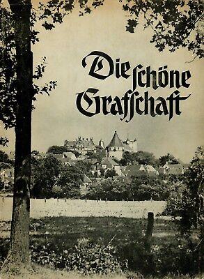 Die schöne Grafschaft Bentheim 1985  Grafschaft Bentheim Uelsen