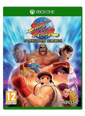 Street Fighter 30th Anniversary Collection (Xbox One) New & Sealed UK PAL
