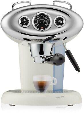 illy Metodo X7.1 Espresso Machine Cappucchino Maker White Iperespresso