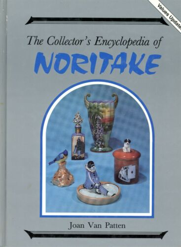 Japanese Noritake China - Patterns Forms Marks / Illustrated Book + Values