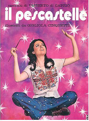 DI CAPRIO UMBERTO IL PESCASTELLE AMZ 1973 ILLUSTRATO DA GIGLIOLA CINQUETTI
