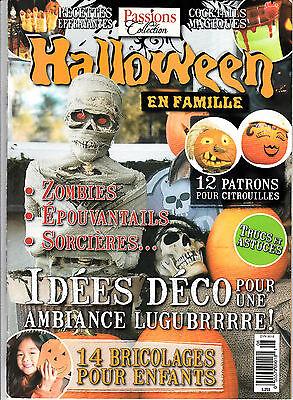 Halloween en famille Idées Déco pour une ambiance lugubre ! Numéro Spécial