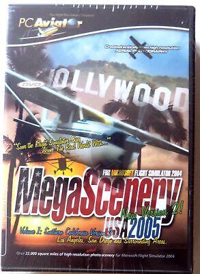 68076 - Mega Scenery USA 2005 Volume 1 South California Version 2...