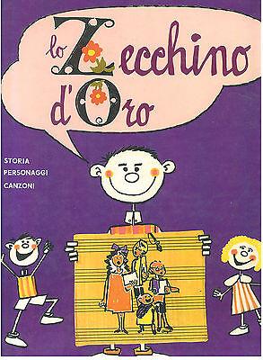 ROSSI FERNANDO LO ZECCHINO D'ORO FESTA CANZONE BAMBINI MOTTA 1968 MARIO MOLETTI