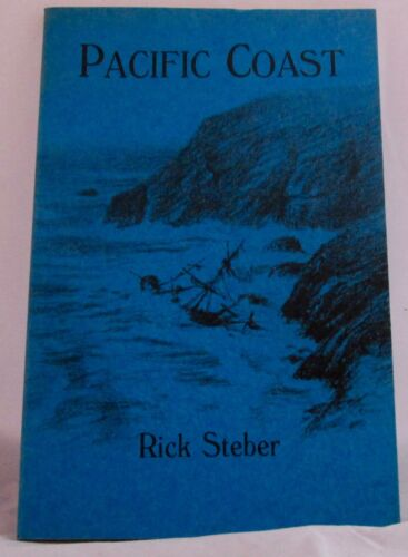 Tales of the Wild West: Pacific Coast Vol. 2 by Rick Steber 1987 Signed Oregon