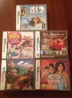 5 Fantastici Giochi Per Nintendo Ds - fanta - ebay.it