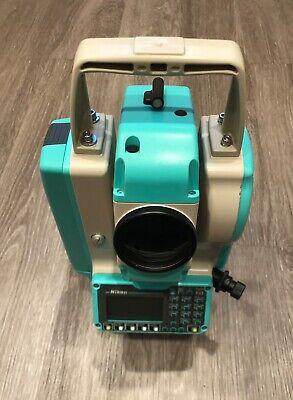 Nikon Npl-362 Total Station For Surveying