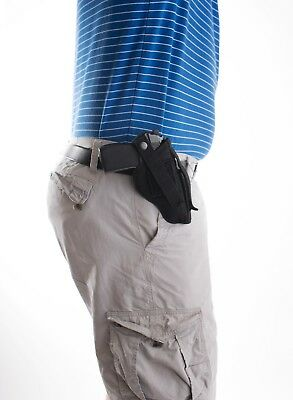 Hip Holster fits Ruger LCP 380 LCPII 380 Taurus Spectrum Keltec P32 P3AT1 ()