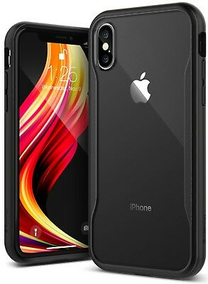 For iPhone XS Case Caseology® [COASTLINE] Shockproof Protective Clear Slim Cover