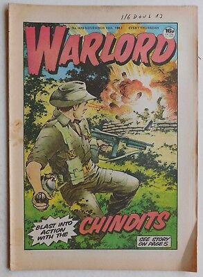 WARLORD Comic #478 - 19th November 1983