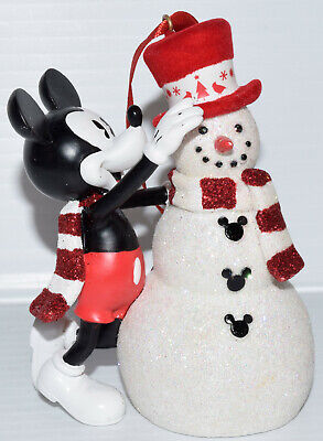 Disney Mickey Mouse & Snowman 4
