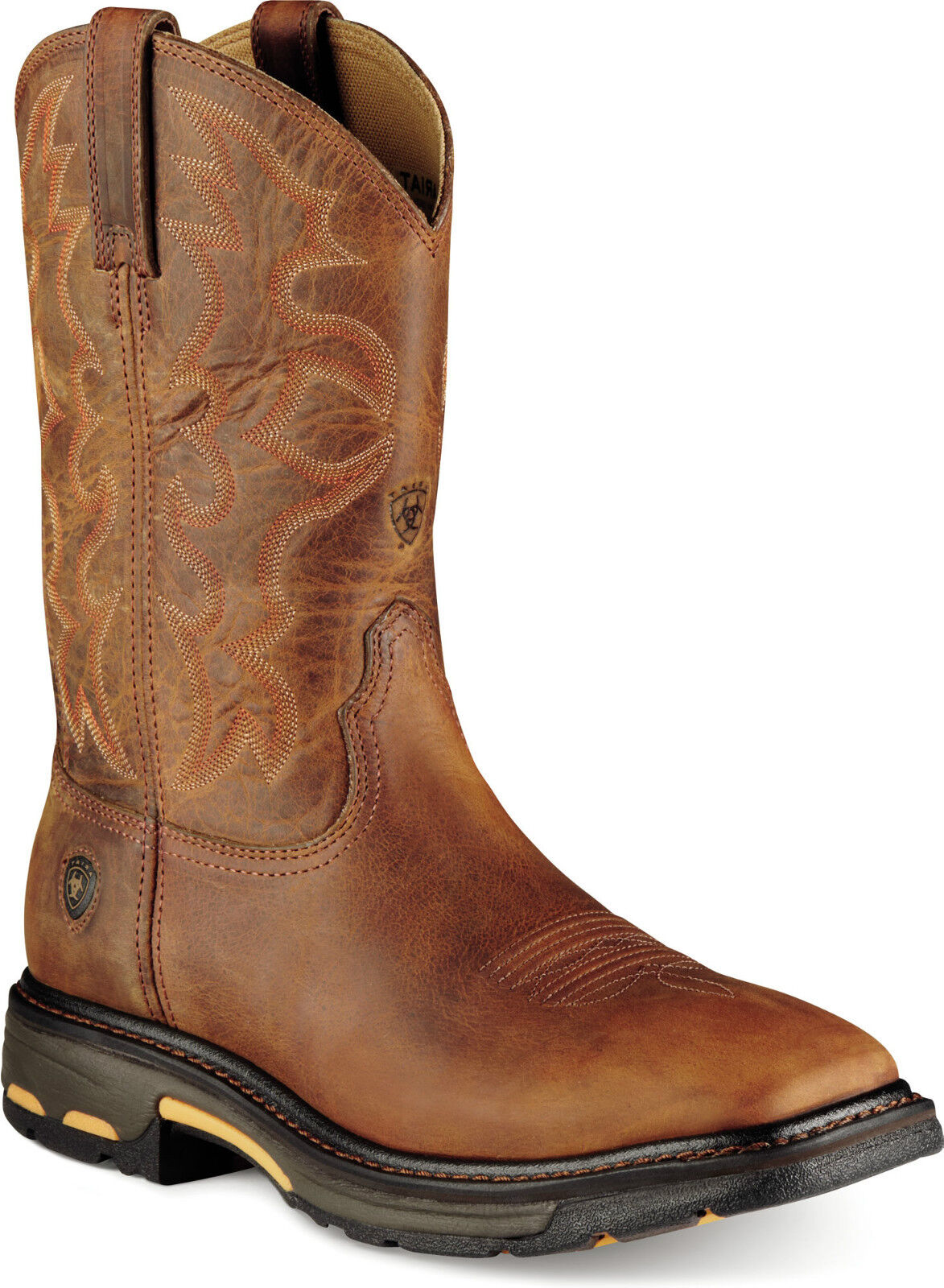 NEW MENS ARIAT WORKHOG COWBOY WESTERN WORK BOOTS! 10007043~
