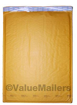 50 7 14.25x20 Bubble - Lite Heavy Duty Kraft Bubble Mailers Envelopes Bags
