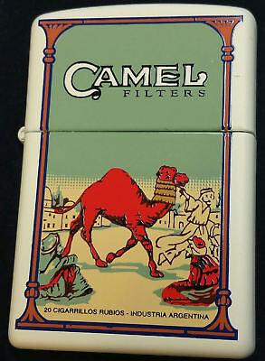 Zippo Camel CZ726 Original Camel Box Design From 1913. Only 90 Made 2005