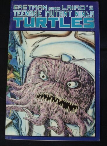 Teenage Mutant Ninja Turtles Comic Vol.1 Issue #7 Fine Grade