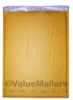 7 Bubble Lite 14.25x20 Kraft Bubble Mailers Padded Envelopes Bags 50 To 1000