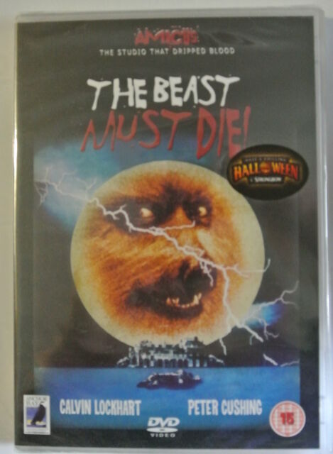 DVD - The Beast Must Die (DVD, 2004). New and Sealed. Promotional copy.