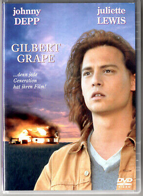 Gilbert Grape (1993) Johnny Depp, Leonardo DiCaprio /     DVD  [//] ** ()