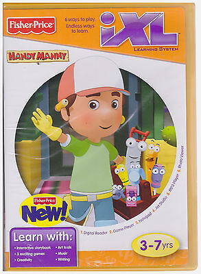 Used, HANDY MANNY (IXL, Learning System, 2010, FP) for sale  Shipping to India