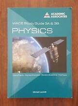 3AB PHYSICS & 2AB CHEMISTRY WACE STUDY GUIDE + MORE! Joondalup Joondalup Area Preview
