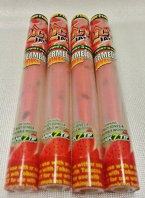 4X Non Tobacco Juicy Jay Watermelon Jones W  Dank 7 Tip Prerolled Cones 2 Per Pk