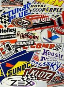 Racing Sticker Set